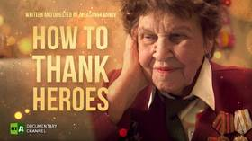 How to Thank Heroes