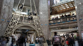 US suspends tariffs on French luxury goods over tax on Silicon Valley tech giants