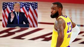 'We sh*tted away 4 years': LeBron James vents at Trump over Capitol disorder, claims black people have culture 'stolen' from them