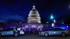 WATCH: DC law enforcement holds massive vigil for fallen police officer killed during Capitol riots