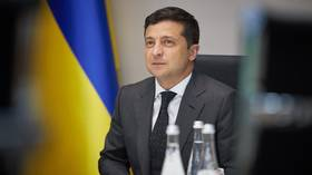 Ukraine's Zelensky orders probe after accusations that members of Kiev's political & business elite got smuggled Covid-19 vaccines