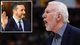 'Worse than Trump': San Antonio Spurs coach Popovich rips into Ted Cruz following US Capitol disorder
