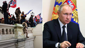 Capitol Hill violence was not a 'victory' for Putin: In reality, Russia fears consequences of ongoing US political instability