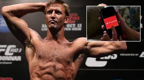 'Wake up you fools!': UFC Hall of Famer Stephan Bonnar laments death of free speech as Parler removed from App Store