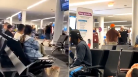 'Domestic terrorist' or 'mask dissident'? Dems celebrate crying man kicked off flight amid calls for blacklisting Capitol rioters
