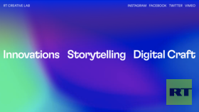 Digital Craft & Storytelling: RT Creative Lab is now online