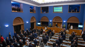 Estonian opposition MPs propose referendum on joining Russia in protest against constitutional amendment banning same-sex marriage