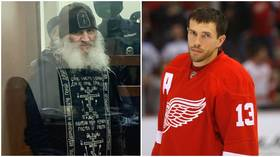 Ex-NHL star Datsyuk calls on Putin to intervene after arrest of rebel priest who called Covid 'pseudo-pandemic'