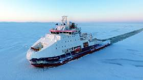 Russian Arctic sea route shipping tops 33 million tons in 2020