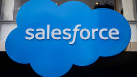 Republican fundraising emails stopped after Salesforce said they 'could lead to violence'