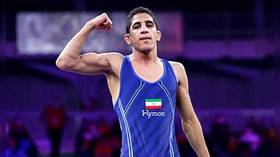 Second wrestler faces execution over 'murder during mass brawl' amid pleas for 'criminal' Iran regime to be banned from Olympics
