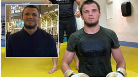 New date for Umar: Khabib Nurmagomedov's cousin appears to confirm that his fight has been moved from Conor McGregor UFC 257 card