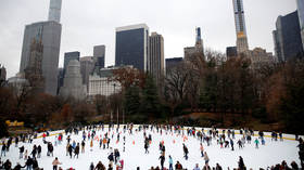 NYC mayor says city will drop Trump contracts to run ice-skating rinks, carousel & golf course over Capitol-storming 'rebellion'