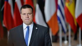 Estonian prime minister resigns amid corruption scandal, citing loss of public confidence in government