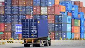 Chinese exports soar despite Covid-19 pandemic & US trade war