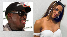 'Who's Dennis Rodman?' NBA legend back in the headlines as his 'unreal' football star daughter, Trinity, makes history in US draft