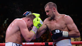 Russian boxing star Sergey Kovalev's return fight in doubt as ex-champ requests check on positive test for synthetic testosterone