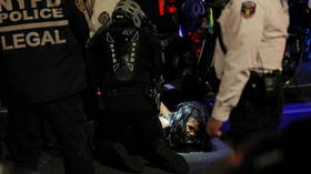 NY attorney general sues NYPD for 'excessive, brutal & unlawful' treatment of George Floyd protesters