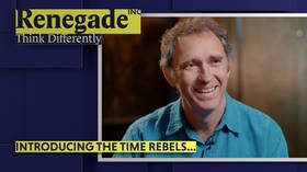 Introducing the Time Rebels...