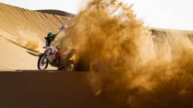Dakar Rally 2021: Motorcycle rider Pierre Cherpin dies from head injuries after horror crash that left amateur Frenchman in coma