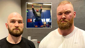'The heaviest boxing match in history': Game of Thrones' Hafthor Bjornsson ready to make history in boxing bow against Steven Ward