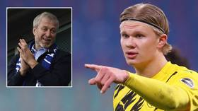 Haard bargain: Chelsea 'willing to break club record' to bring in Dortmund sensation Erling Haaland