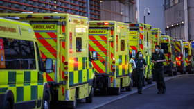 NHS National Medical Director warns falling Covid-19 infections won't reduce 'severe pressure' on hospitals for several weeks