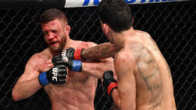 The cost of doing business: Calvin Kattar's coach details grisly list of injuries suffered in Fight Island loss to Max Holloway