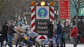 Germany considers extended lockdown as new Covid-19 variants emerge, Merkel spokesperson warns of 'risk of mutation'