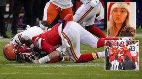 'Evil never wins!': Patrick Mahomes' MOM slams Browns' Mack Wilson for tackle which caused Chiefs superstar's concussion