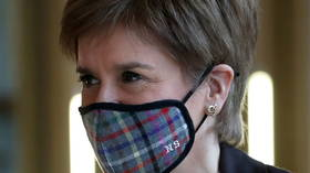 Scotland's first minister says national lockdown will remain until at least mid-February