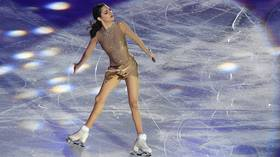 'I'm 21... it's harder to find motivation and deal with the pain': Russian skating star Evgenia Medvedeva on career ordeals