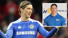 'El Nino has become El Hombre!': Football fans stunned as retired star Fernando Torres looks JACKED in newly-released photos