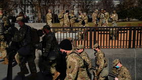 12 US Army National Guard members kicked off inauguration detail for alleged 'extremist ties'