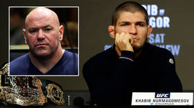'I'll see him in Vegas': Dana White promises further talks with Khabib Nurmagomedov as UFC boss pushes on for retirement reversal