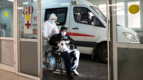 Falling number of Covid-19 cases is 'encouraging' & shows that Russia has gotten pandemic under control – WHO representative