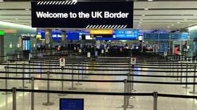 Boris Johnson defends overruling home secretary over Covid-19 border closures in March 2020