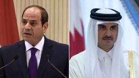Egypt resumes diplomatic relations with Qatar after ending three-year boycott