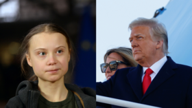 'Happy old man': Greta Thunberg trolls Trump one last time, wishes ex-president a 'wonderful future'