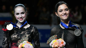 Captain marvels: Figure skating champions Alina Zagitova and Evgenia Medvedeva to lead rival teams at star-studded event in Moscow