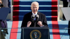 In inaugural speech, Biden tells Americans to unite behind 'truth,' reject 'manufactured' facts & end 'uncivil war'