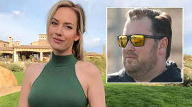 'It happens every day in my DMs': Golf stunner Paige Spiranac slams disgraced baseball boss Jared Porter over 'd*ck pic' scandal