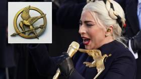 'Let the Hunger Games begin'? Biden's inauguration draws dystopian fiction comparisons as new president calls for 'unity'