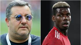 'If Pogba says shut up, close your mouth, it's end of discussion': Kanchelskis on MUFC midfielder & agent Mino Raiola to RT Sport