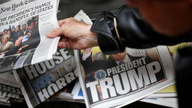 Americans' trust in mainstream media has never been lower – but journalists insist it's the audience's fault, not theirs