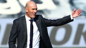 Corona blow for Zizou: Real Madrid boss Zinedine Zidane tests POSITIVE for COVID-19
