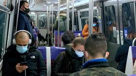 Stay silent, please! France's Academy of Medicine advises people to 'avoid talking' on public transport to stop spread of Covid-19