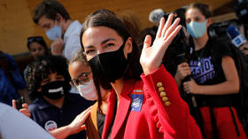 US Capitol protester charged with threatening to 'assassinate' AOC