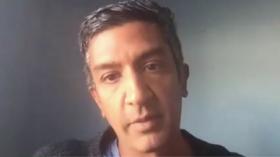 Love-hate of tech & Trump? Ramesh Srinivasan, professor of information studies at UCLA