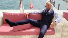 Still afloat? Conor McGregor targets 'blockbuster trilogy' as he licks wounds on superyacht after UFC 257 loss